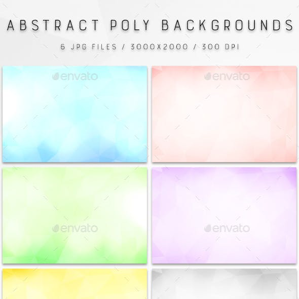 Abstract Poly | Backgrounds