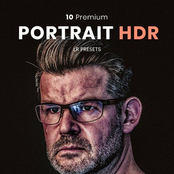Classy Hdr Portrait Premium Lightroom Presets