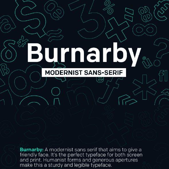 Burnarby Sans