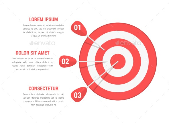 Target - Infographic Template - Infographics