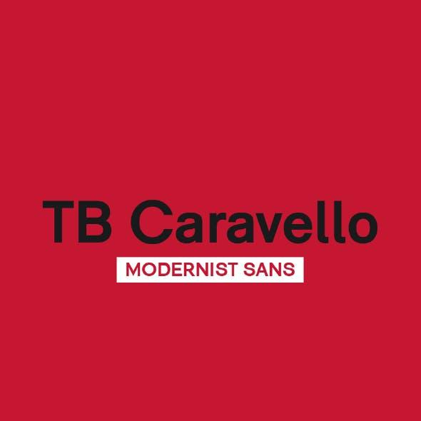 TB Caravello Sans Font