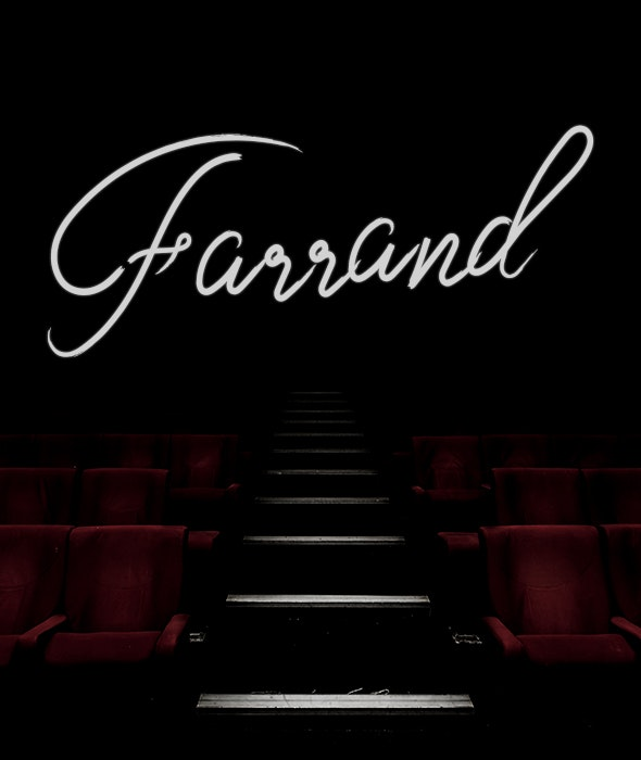 Farrand - Handwriting Fonts