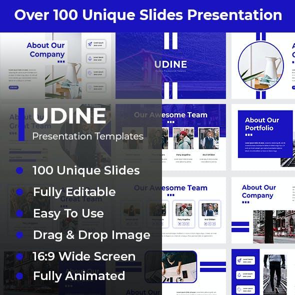 Udine Creative PowerPoint