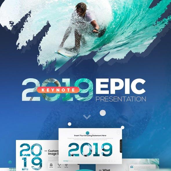2018 Epic Keynote Presentation