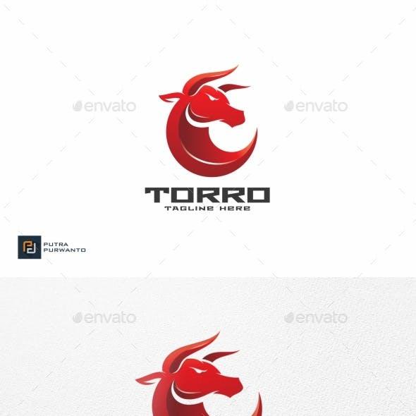 Bull Torro - Logo Template