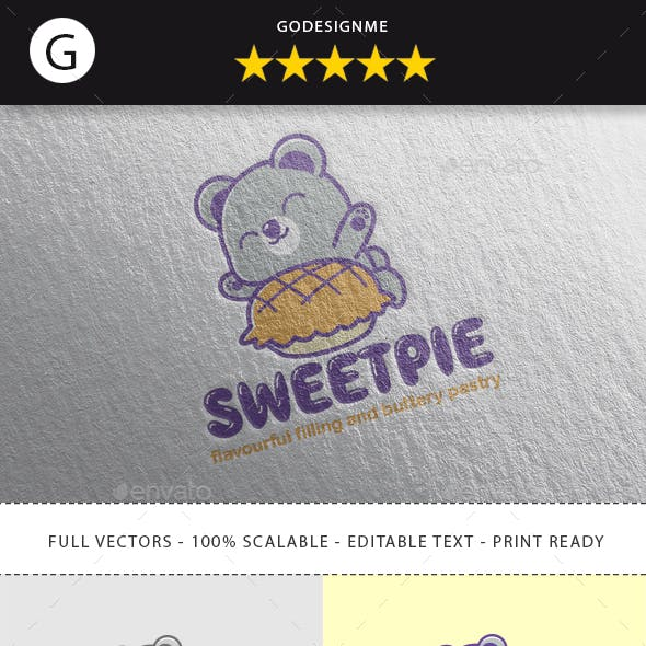 Sweetpie Logo Design