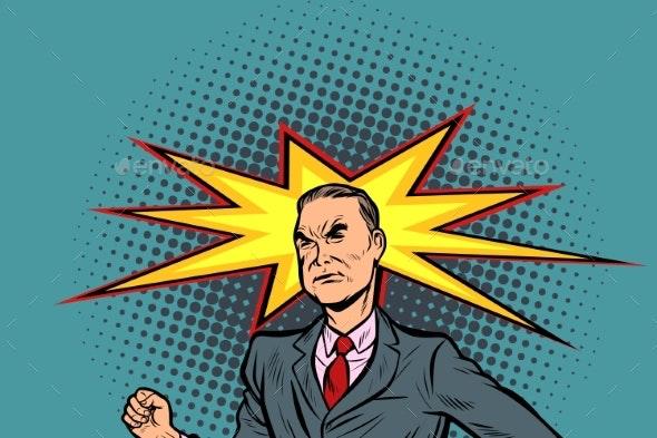 Man Headache Medicine and Health - Health/Medicine Conceptual