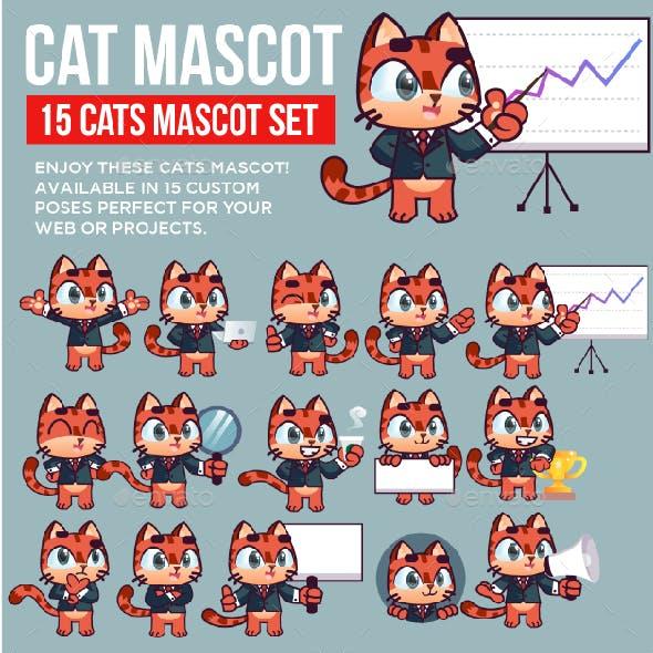 Cat Mascot Kit