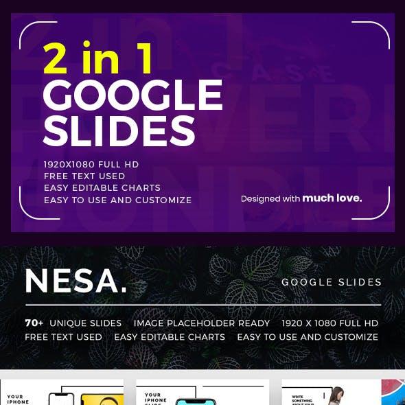 2 in 1 Google Slide Bundle