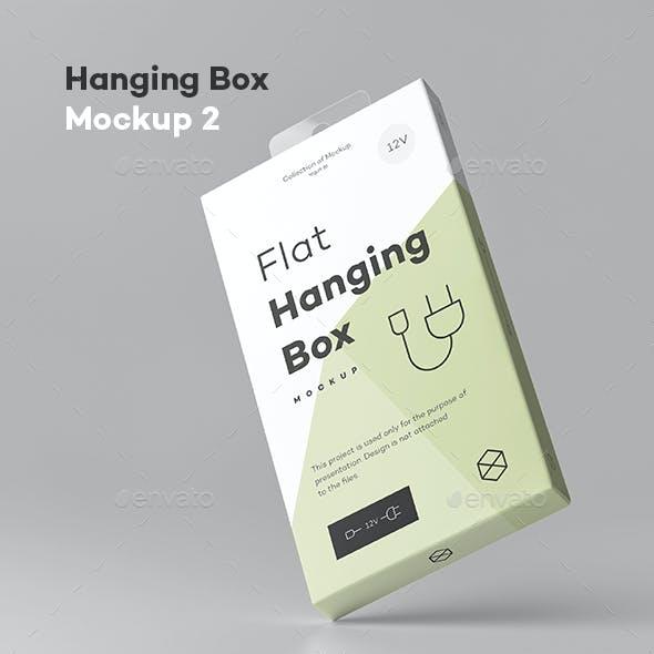 Hanging Box Mock-up 2
