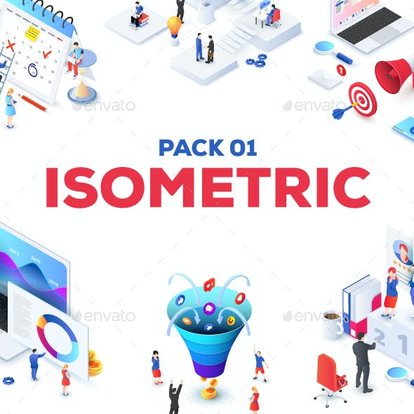 Isometric Pack 01