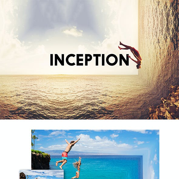 Inception - 10 Photoshop Actions