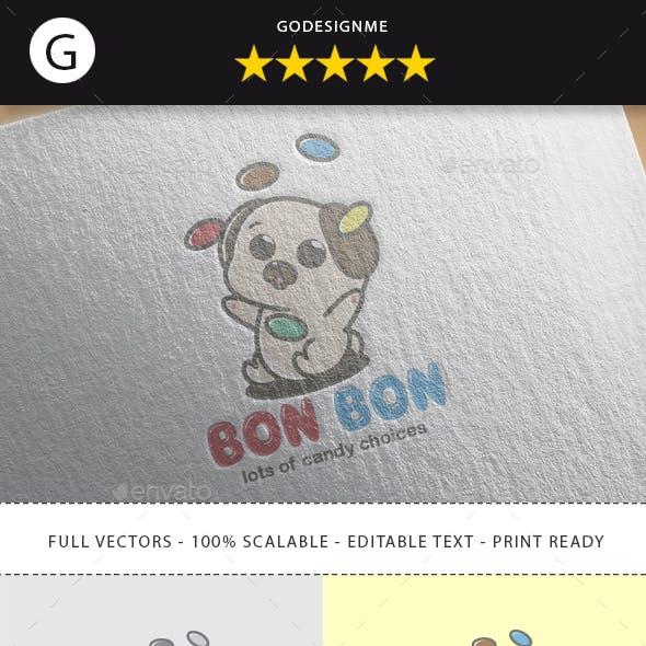 Bon Bon Logo Design