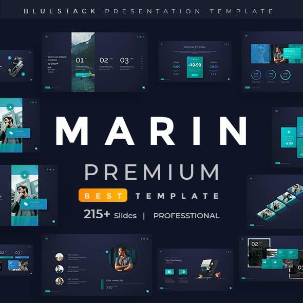 Marin Premium Powerpoint Template