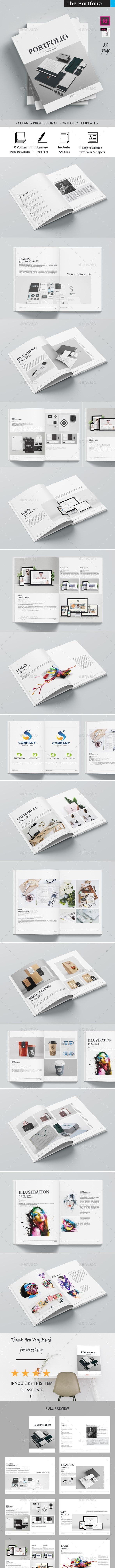 The Portfolio - Portfolio Brochures
