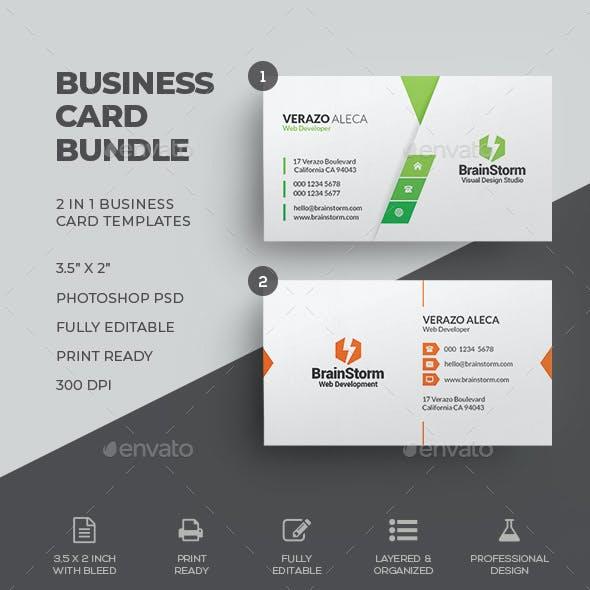 Business Card Bundle 65