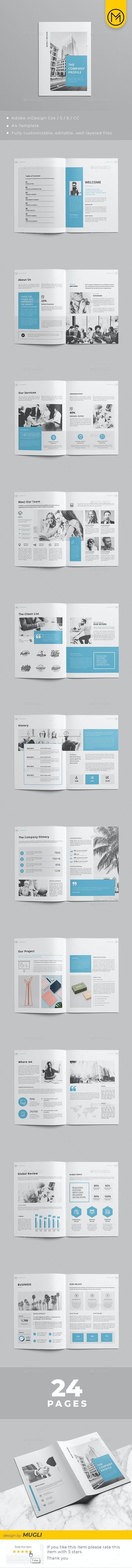 Company Profile v2 - Corporate Brochures