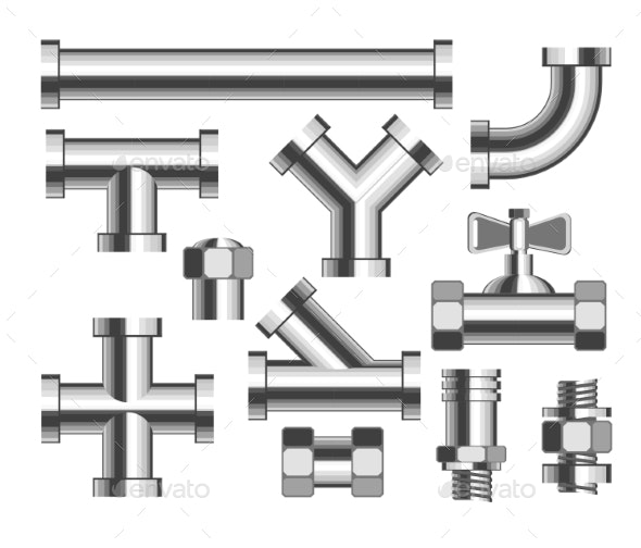 Tubes and Pipes Plumbing and Building Materials - Industries Business
