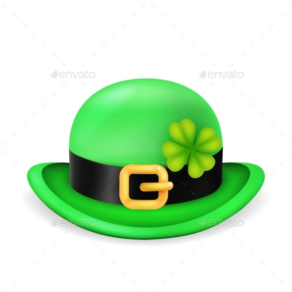 3c8c69422b2a2 Bowler Hat Saint Patrick Day - Miscellaneous Seasons Holidays