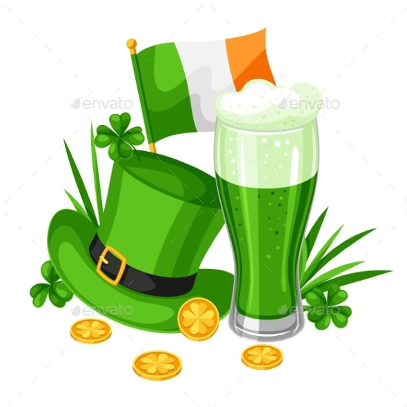 Saint Patricks Day Illustration - Miscellaneous Seasons/Holidays