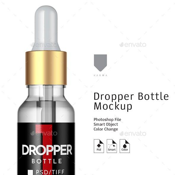Dropper Bottle Mockup 12