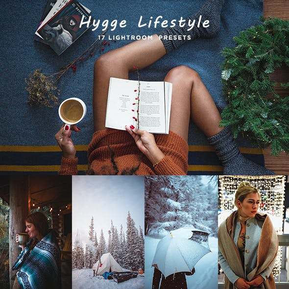 17 Hygge Lifestyle Presets
