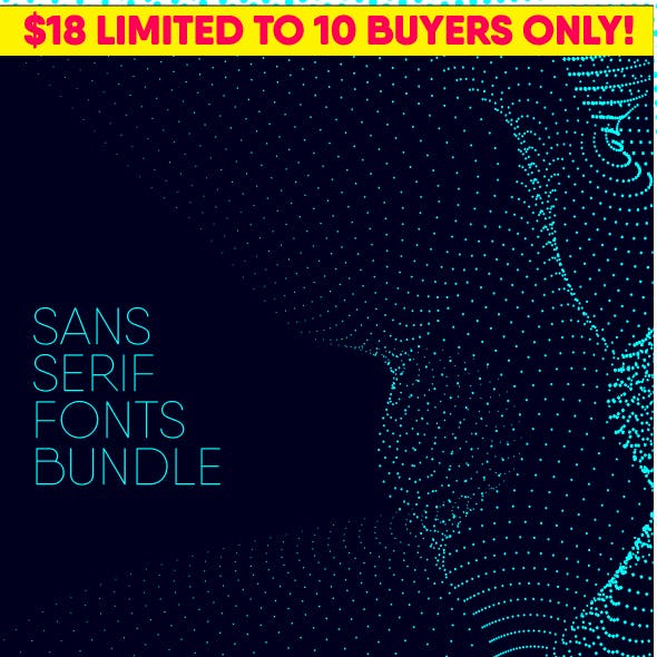 Ultimate Typography Font Bundle