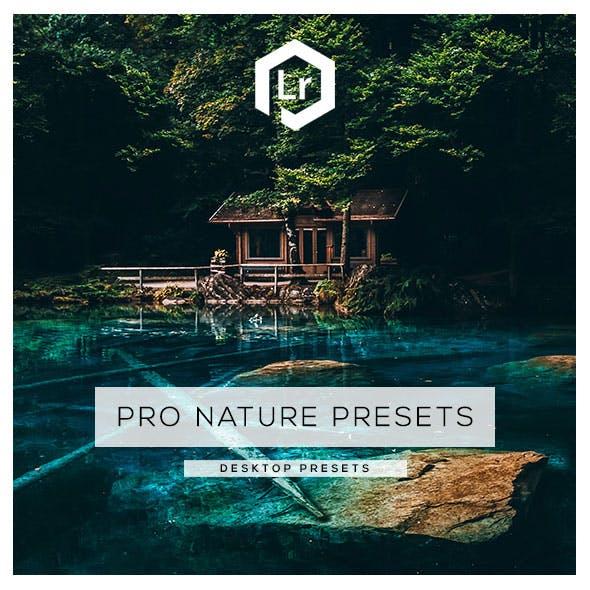 25 Pro Nature Lightroom Presets