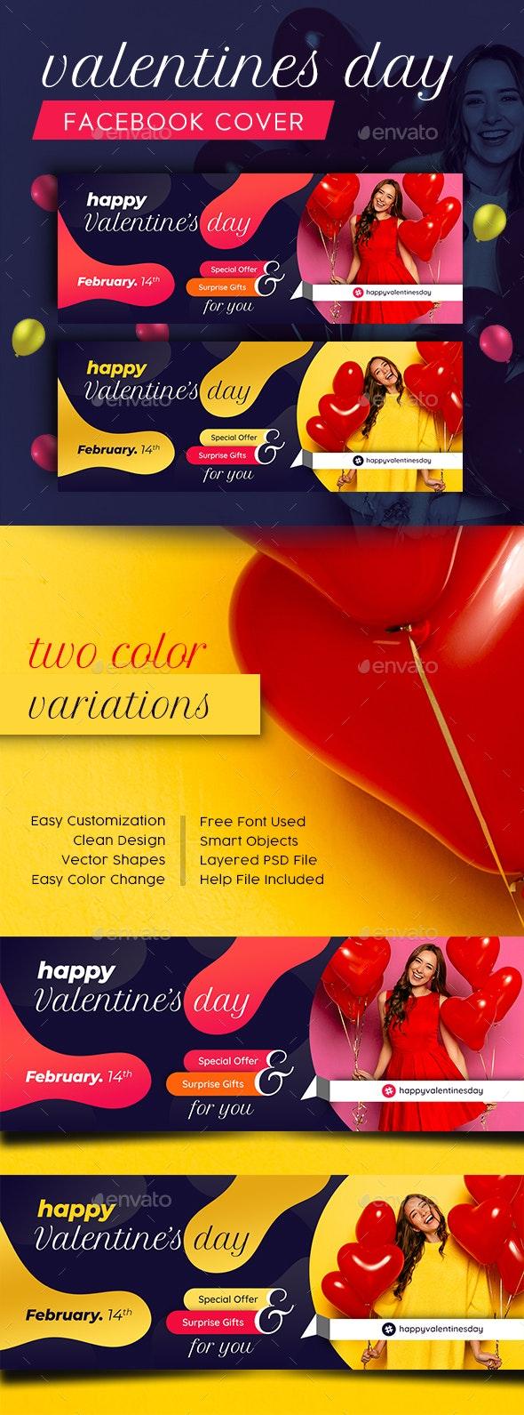 Valentines Day Facebook Cover - Facebook Timeline Covers Social Media