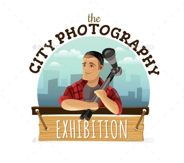 Photography Logo Customization - Backgrounds Decorative