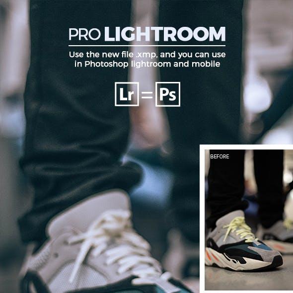 Pro Lightroom Presets