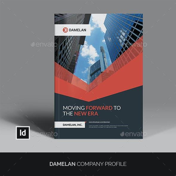 Damelan Company Profile