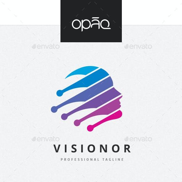 Human Vision Logo