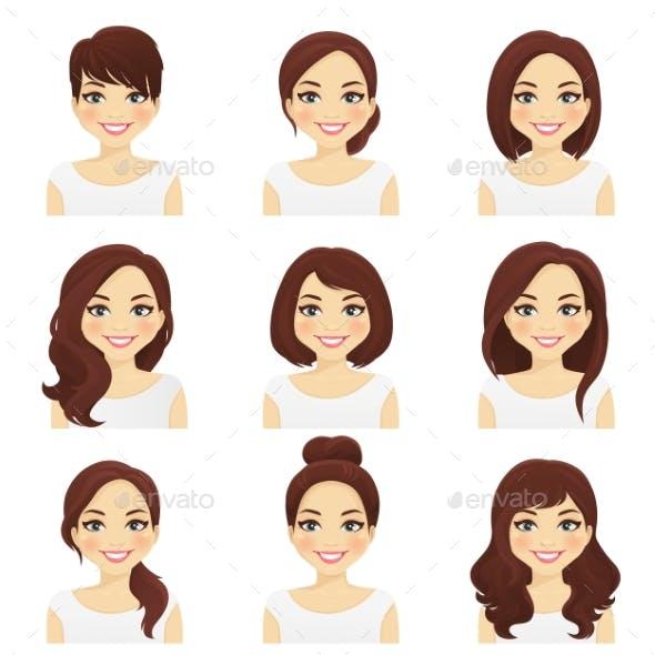 Set of Girls