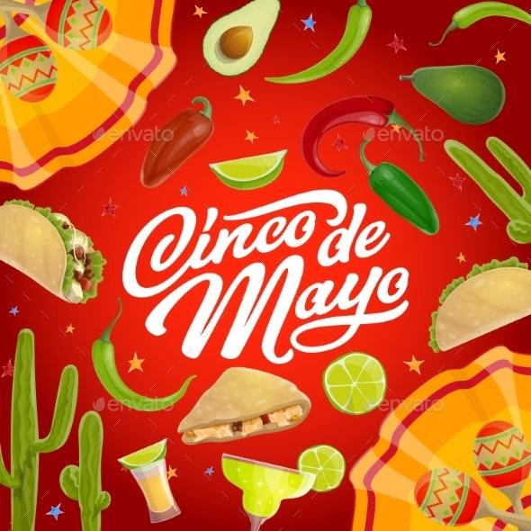 Mexican Fiesta Party Maracas - Miscellaneous Seasons/Holidays
