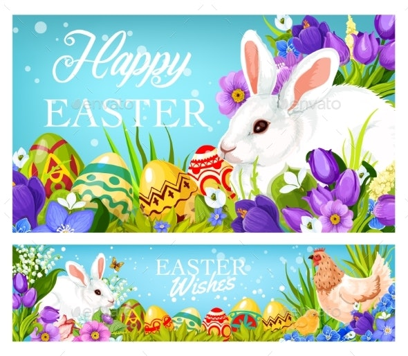 Easter Christian Holiday Greetings - Miscellaneous Seasons/Holidays