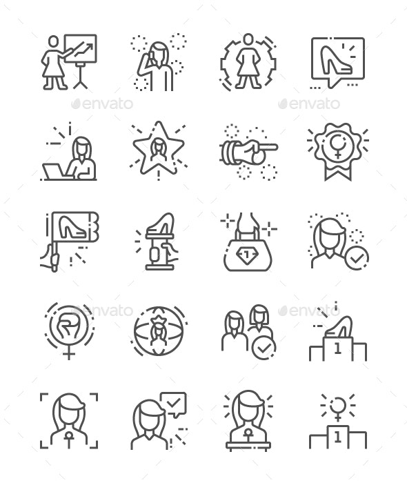 28 Best Character Icons  for February 2019