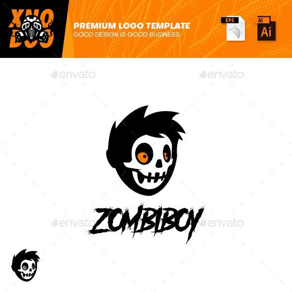 Zombiboy Logo