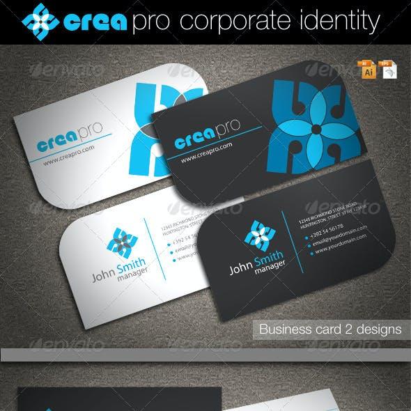 Crea Pro Corporate Identity
