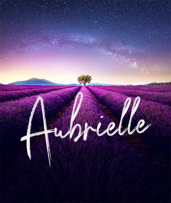 Aubrielle - Cool Fonts