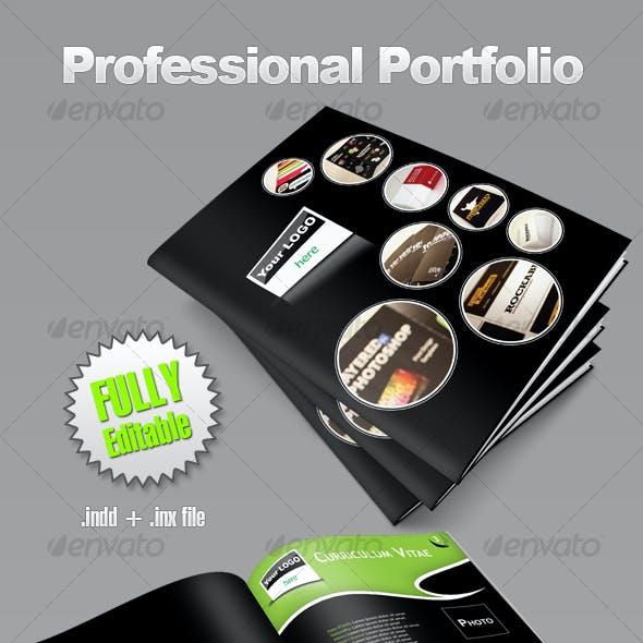 Professional Designer Portfolio