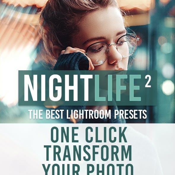 5 NightLife - Lightroom Presets