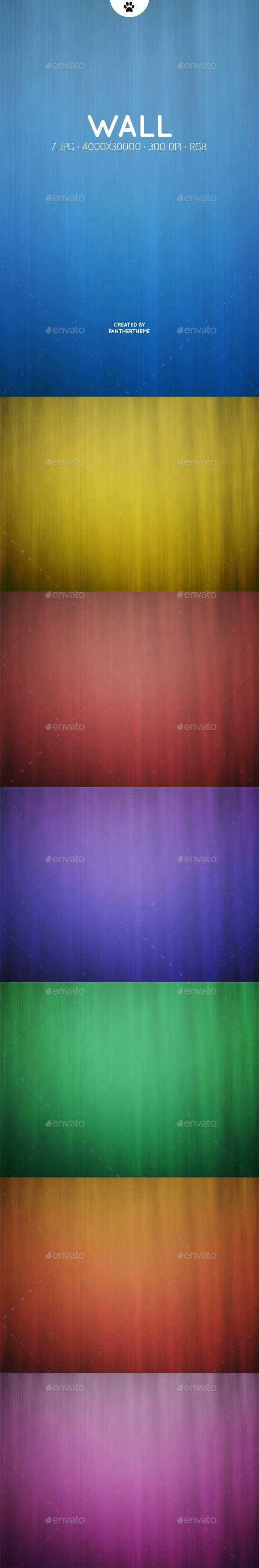 Gradient Wall Backgrounds - Abstract Backgrounds