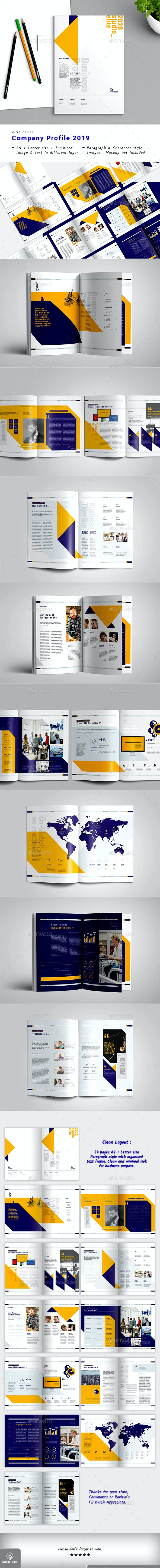 Profile Brochure - Corporate Brochures