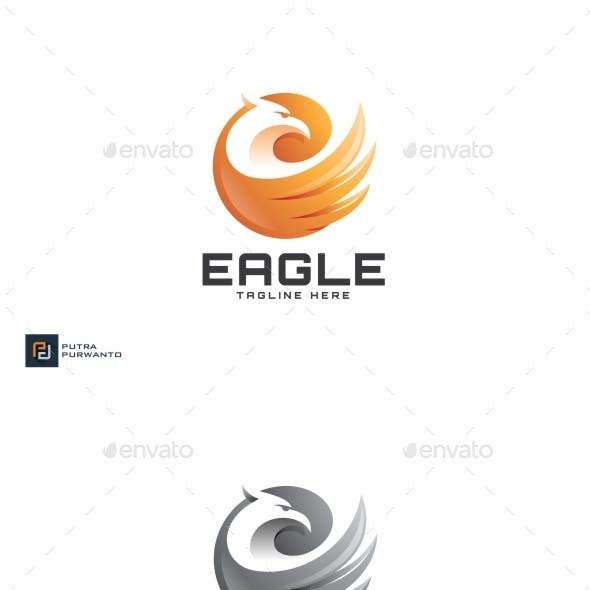 Eagle - Logo Template