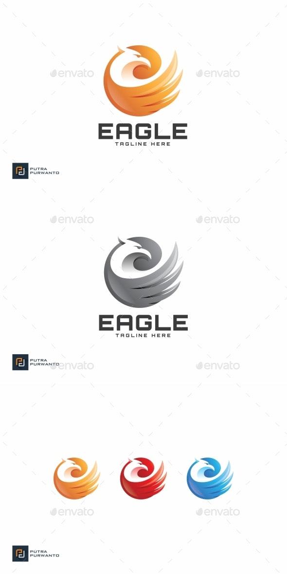 Eagle - Logo Template - Animals Logo Templates