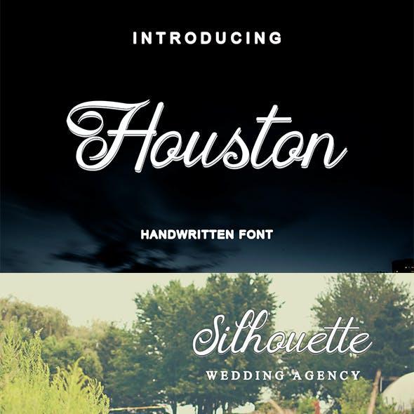 Houston Handwritten