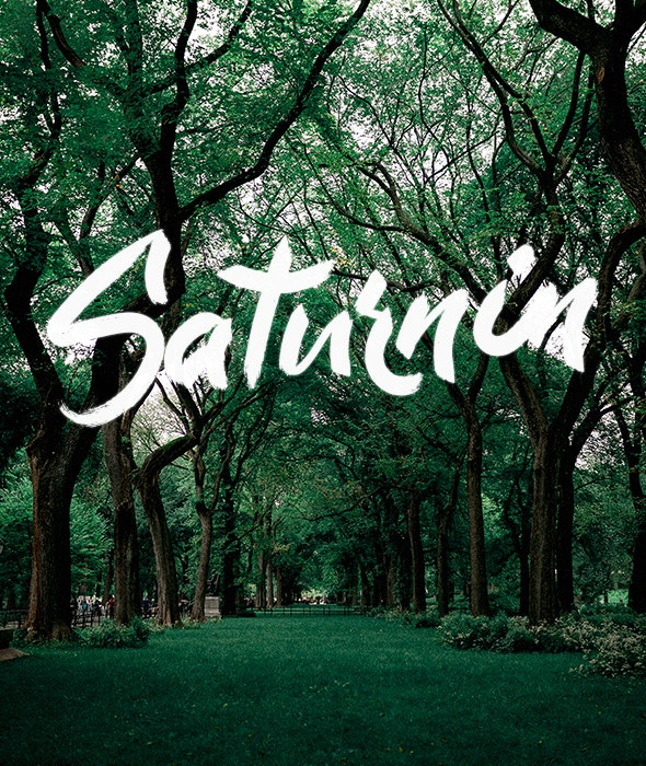 Saturnin - Decorative Fonts
