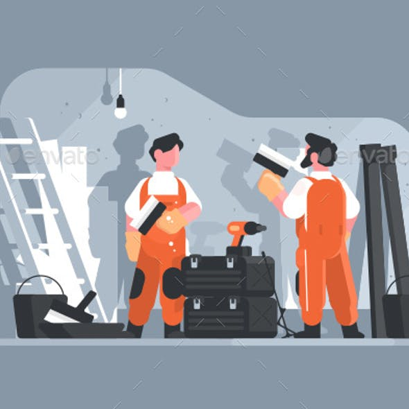 Apartment Repair Interior or Remodeling