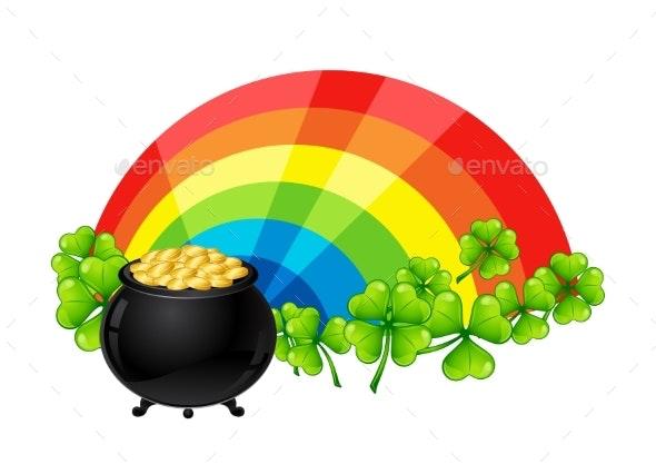 Saint Patricks Day Greeting Card - Miscellaneous Seasons/Holidays